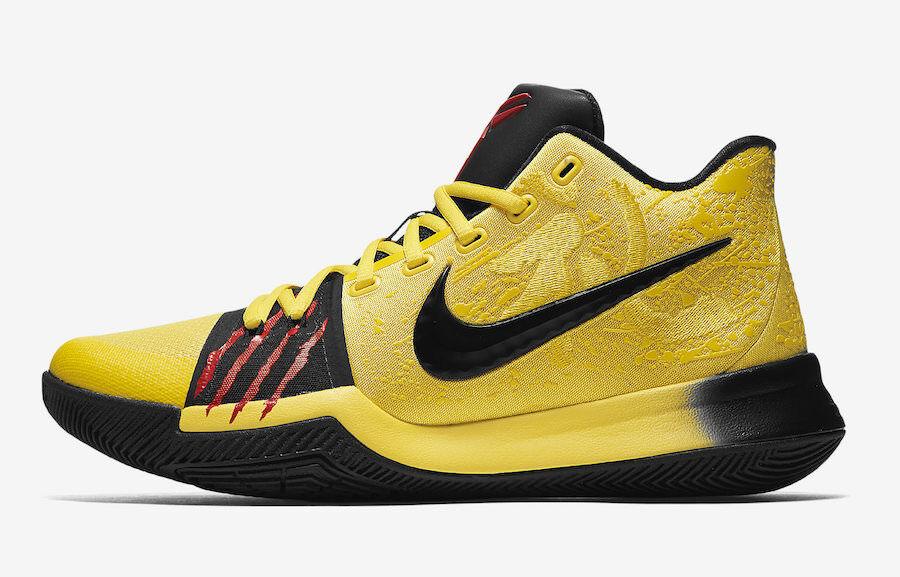 Nike kyrie 3 mamba mentalität mm bruce bruce mm - lee - größe 14.aj1672-700 kobe jordan 342fbf
