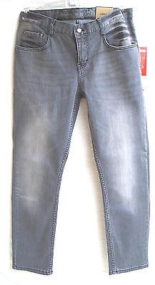 LEMMI Boys Bermuda grey grau denim Gr 152  158  176 MID UVP 35,95 €  NEU