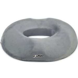 Details About Aylio Donut Seat Cushion Comfort Pillow For Hemorrhoids Prostate Pregnancy