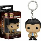 Supernatural Castiel Pocket Pop Keychain - Funko