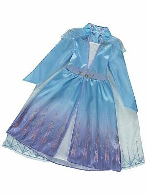 Girls Disney FROZEN Premium Elsa Princess Book Day Fancy Dress Costume Outfit
