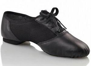 Capezio Damen Herren Jazzschuhe Jazzschuh Tanzschuhe Gr. 35 - 45 schwarz U458