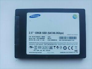 "SSD 128Go Samsung  MZ-7PC128D SATA3 6Gbps 2.5"""
