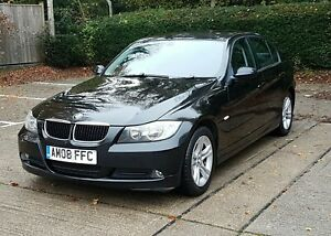 Bmw-320D-SE-2008-148600miles-beautiful-drive-decent-history-MOT