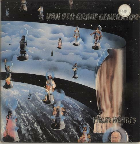 Pawn Hearts Van Der Graaf Generator Vinyl Record
