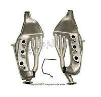 Porsche 911 Left And Right Heat Exchanger Set Stainless Steel Ssi 91.911ssi