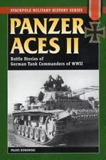Panzer Aces II: Battles Stories of German Tank Commanders of WWII (Stackpole