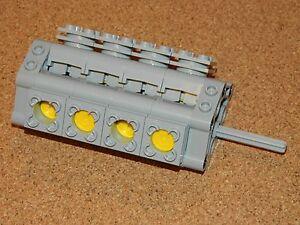 lego technic v8 engine motor crankshaft piston cylinder block v 8 brand new ebay. Black Bedroom Furniture Sets. Home Design Ideas