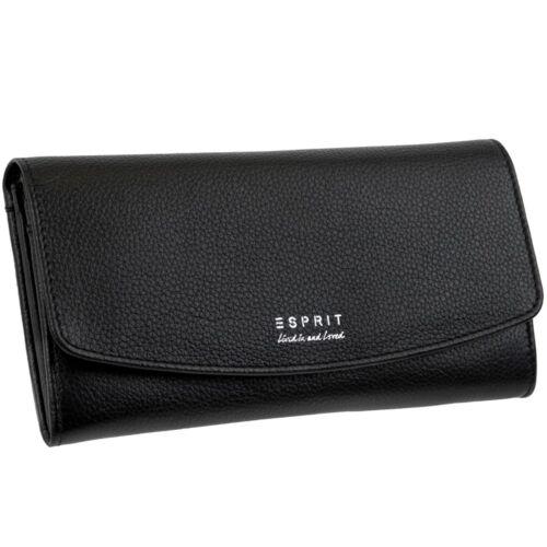 212240a61bcab2 1 von 7Kostenloser Versand ESPRIT Damen Brieftasche 16 Karten Geldbörse  Geldbeutel Portemonnaie Geldtasche