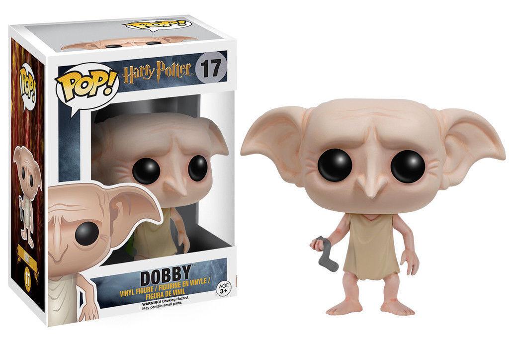 HARRY POTTER DOBBY 3.75  POP VINYL FIGURE FIGURE FIGURE FUNKO BRAND NEW baa920
