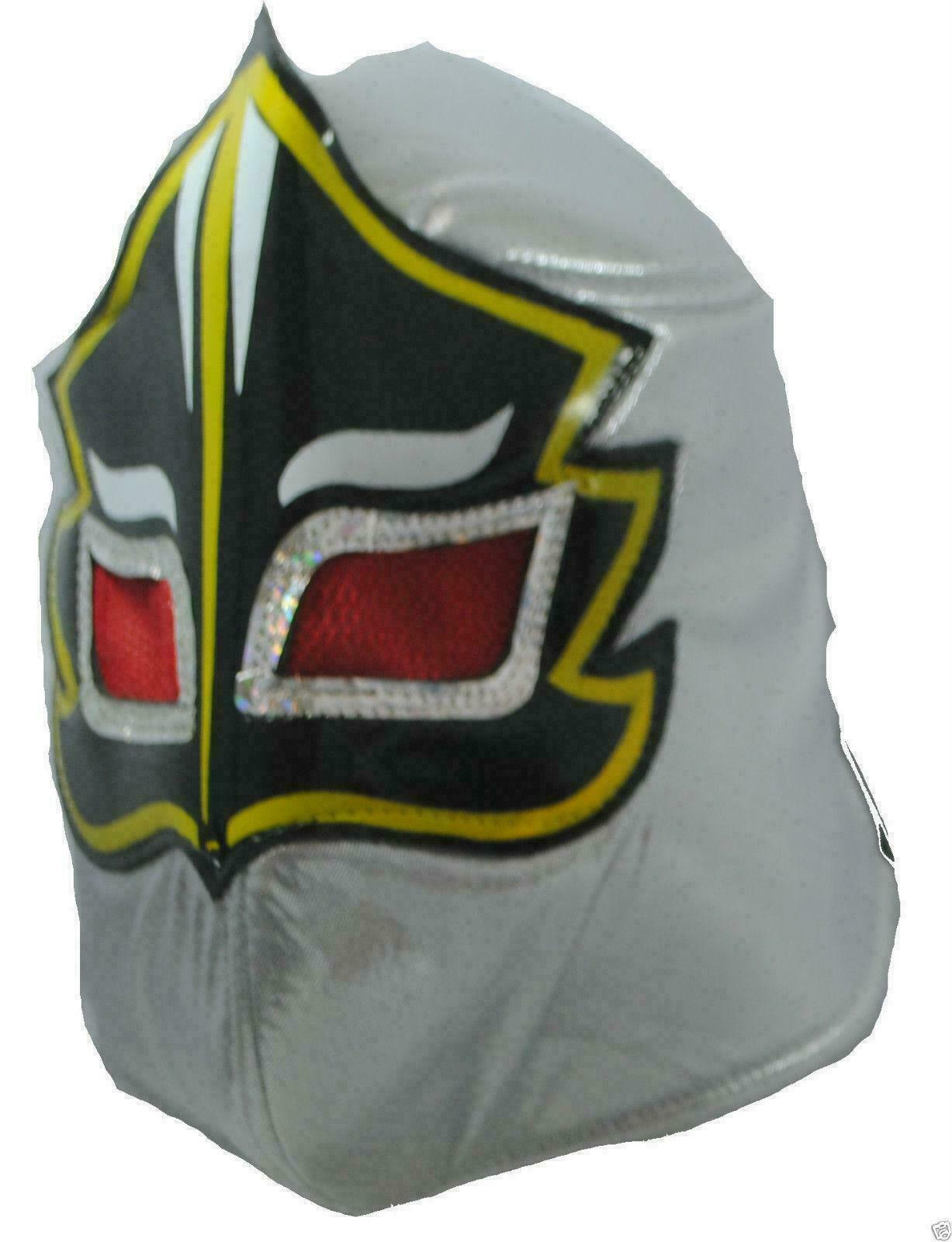 Fair Trade Genuine Mexican Wrestling Mask Nacho Libre! Choose From 5 Designs
