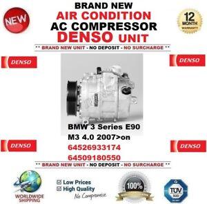 Denso-Aire-acondicionado-CA-COMPRESOR-BMW-3-E90-M3-4-0-2007-gt-64526933174