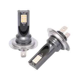 CSP-H7-LED-110W-6000K-anti-erreur-Ampoule-Voiture-Feux-Phare-Lampe-Xenon-Blanc