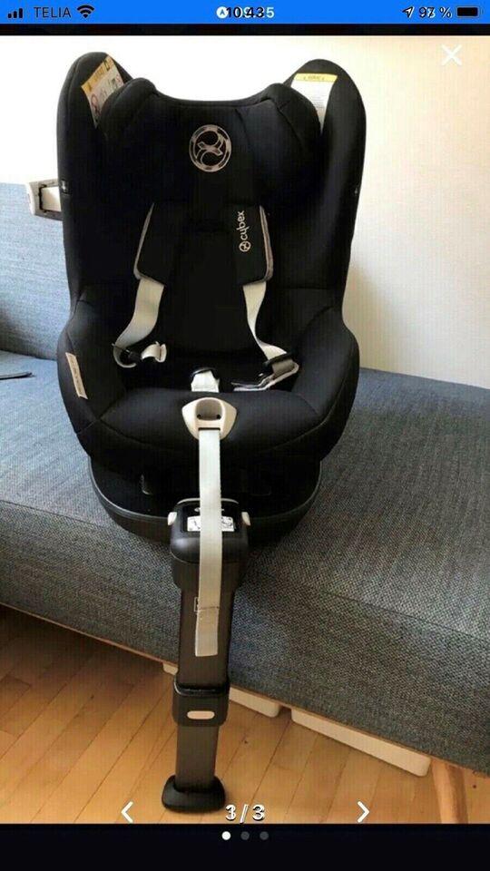 Autostol, op til 18 kg , Cybex Sirona M2 i-size