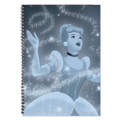 CINDERELLA FILM ART Personalised Notepad Disney Princess