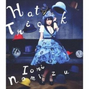 IORI-NOMIZU-HAT-TRICK-JAPAN-CD-DVD-Ltd-Ed-I98