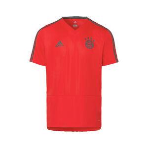 Details zu Original adidas FCB FC Bayern München Teamline Trainingsshirt Kinder