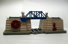 Lionel, Lift Bridge with battery operated lights & sound, Learning Curve 1999,