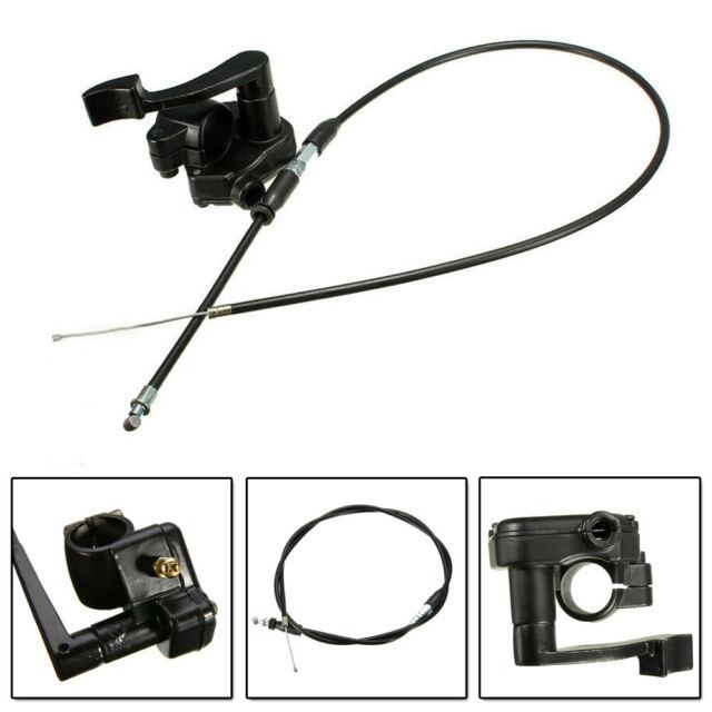 50-150cc 110cc Thumb Throttle Accelerator Cable Fits 4 Stroke Quad ATV Pit Bike