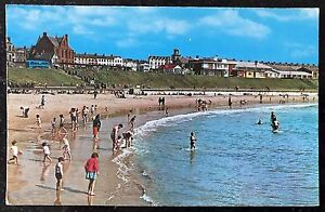 West-Strand-Portrush-Co-Antrim-Postcard-Northern-Ireland