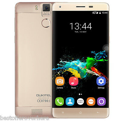 """Hot Oukitel K6000 Pro Android 6.0 Octa Core 4G Phablet 5.5"""" 3G+32G 13.0MP"""
