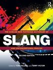 The Concise New Partridge Dictionary of Slang and Unconventional English by Taylor & Francis Ltd (Hardback, 2014)