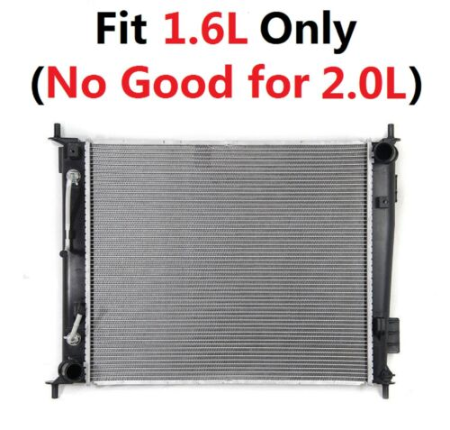RADIATOR 13135 Fit 2010 2011 KIA SOUL 1.6L ONLY NO Good for 2.0L