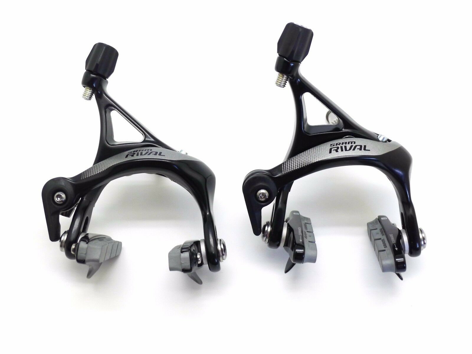 SRAM Rival 22 Mechanical Front & Rear Brake Calipers for Carbon Rims