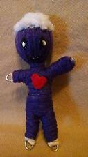 Poppet Purple meditation third eye herbs instructions voodoo hoodoo real magick