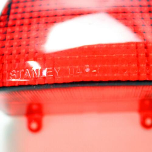 Rear Brake Tail Lamp Lens Shell Cover For Motorbikes Honda AX1 250 AX-1