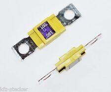 Leistungssicherung MEGA 100A gelb Sicherung Auto Pkw Lkw Stapler