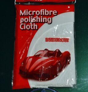 AU Car Microfibre Polishing Cloth Leather Heavy Duty Clean Polish Glasses Wash