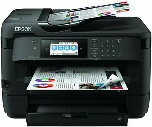 EPSON-WorkForce-WF-7720DTWF-Multifunktionsdrucker-Scanner-Kopierer-Fax-WLAN-A3