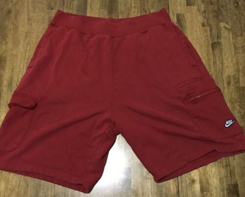 Vintage Nike Sweat Shorts Xl