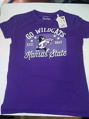 NCAA Kansas State Wildcats T-Shirt V3