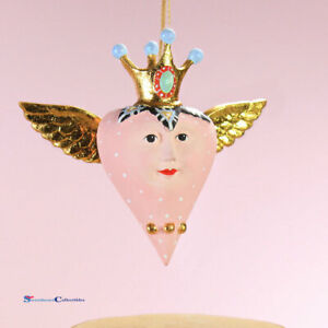 Patience-Brewster-Mini-Pnk-Heart-With-Wing-Ornament-31199