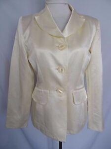 Magnifique-veste-couleur-ivoire-de-la-marque-TARA-JARMON