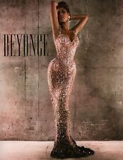 BEYONCE 2009 I AM SASHA FIERCE TOUR VOL. 1 PROGRAM BOOK / 12 X 15.5 INCH VERSION