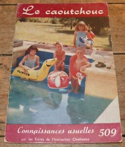 Soft-Cover-French-Book-Connaissances-Usuelles-Freres-de-L-039-instruction-Chretienne