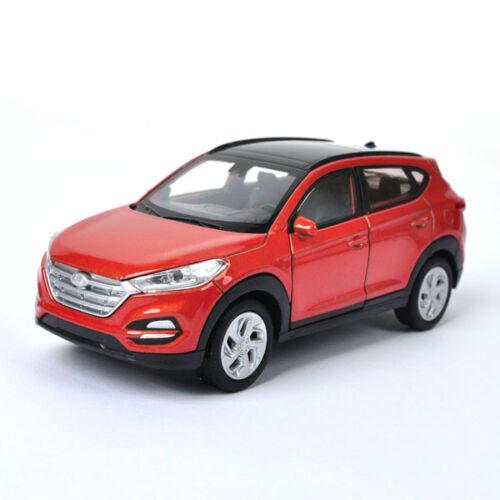 HYUNDAI 1:38 TUCSAN Diecast Model Mini Car 3 colors option
