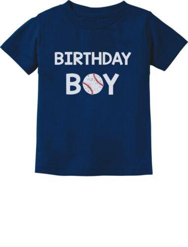 Gift for Birthday Boy Baseball Loving Boys Toddler Kids T-Shirt Gift for Son