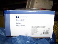 Covidien Kendall Foam Electrodes 7365 Conductive Adhesive Hydrogel 150each