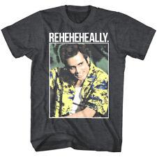 10d6595045 Ace Ventura Pet Detective Men s T Shirt REHEHEHEALLY Really Jim Carrey  Comedy