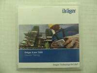 Draeger X-am 7000 Operator Training Video Cd