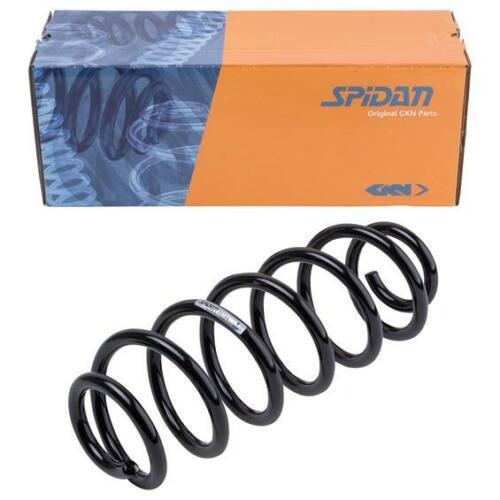 SPIDAN 86744 Schraubenfeder für VW