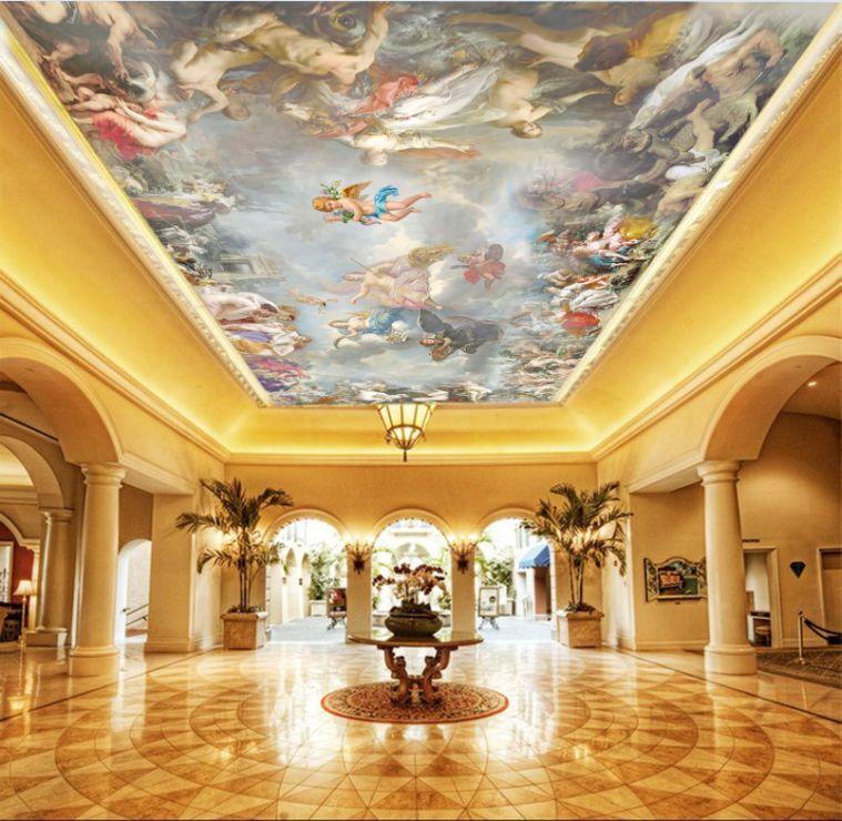 3D Dream Heaven Angel WallPaper Murals Wall Print Decal Deco AJ WALLPAPER GB