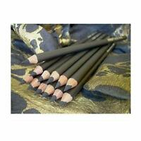 General Pencil Primo Charcoal Pencils- Box Of Twelve Soft 3b, New, Free Shipping