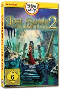 Lost Souls 2 - Enchanted Books     (Yellow Valley)    PC     !!!!! NEU+OVP !!!!!