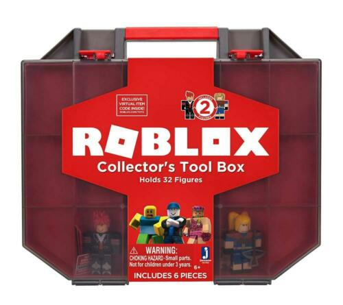 Roblox COLLECTOR/'S TOOL BOX