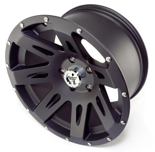 Rugged Ridge XHD Aluminum 17x9 Wheel Black Satin 07-18 Jeep JK Wrangler 15301.01